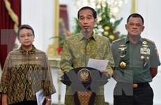 4名遭菲律宾恐怖组织绑架的印尼船员获释