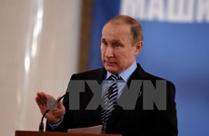 俄罗斯主张与东盟建立战略伙伴关系