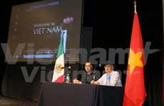 越南文化遗产座谈会在墨西哥举行