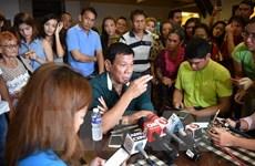 菲总统声称向菲共提供四个内阁职位