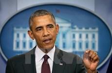 美国就奥巴马总统出访越南举行国际媒体吹风会