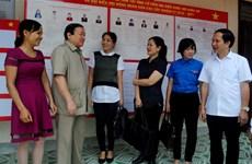选举日临近:越南最北端地区选民对选举日充满期待