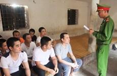 越南选举日临近:富寿省等省市努力确保各看守所在押人员选举权