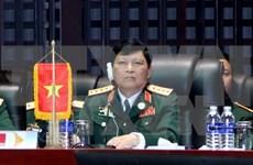东盟-中国防长非正式会晤:越南提出2点倡议