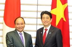 阮春福总理圆满结束对日本的访问和出席G7峰会扩大会议