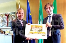 意大利各地鼓励企业进军越南市场