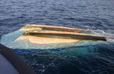 马拉西亚发生沉船事故包括12名中国游客在内的24人失踪