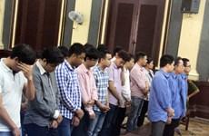 胡志明市人民法院对窃取外国人信用卡信息侵占财产团伙做出判决