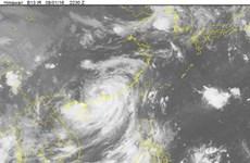 2016年二号台风会减弱为低气压