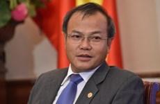 越南外交部副部长武鸿南:越泰合作关系蓬勃发展