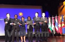 越南驻阿根廷大使馆主持东盟成立49周年纪念典礼