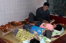 8.10越南橙剂受害者日:努力战胜橙剂之痛
