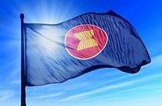 越南驻巴基斯坦大使主持东盟盟旗升旗仪式