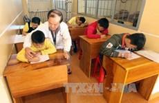 克服越南橙剂遗害