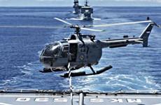 柬埔寨与印度尼西亚加大军事合作力度