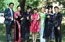 日本为越南公务员颁发人才培养奖学金