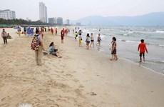越南中部海洋环境基本达到安全标准