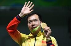 2016里约奥运会闭幕:越南体育代表团进入奖牌榜50强