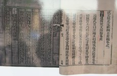 """""""历代国号和京都""""展览会在顺化举行"""