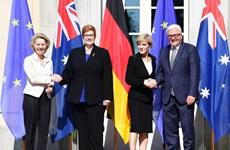 澳大利亚与德国呼吁各方遵守国际法 和平解决东海争端