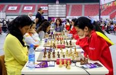 国象奥赛:范黎草原战平世界卫冕季军
