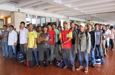 印尼首次在海上释放越南渔民