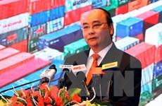 阮春福总理出席海防市投资促进会议