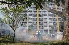 新加坡上周末新增寨卡感染病例12例
