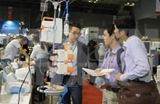 350家企业参加在胡志明市举行的第十一届越南国际医疗展