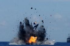 印尼与美国拟进行海上联合巡逻