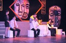 越南戏剧在第四届中国-东盟戏剧周上取得成功