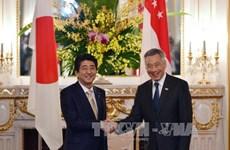 日新两国就TPP和东海问题达成共识