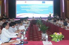 越南与欧盟分享有关人权保护的经验