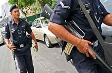 马来西亚警方逮捕16名恐怖分子嫌疑人