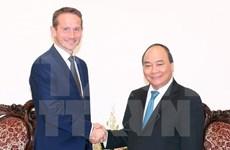 丹麦外交部长:越丹继续在政治、经济、投资等多领域加强合作