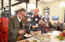 探索越南美食之旅在瑞士举行