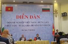 保加利亚企业关注越南的招商引资政策