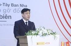 越南与西班牙交通领域合作富有潜力