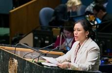 越南希望联合国新任秘书长古特雷斯将为应对气候变化等新威胁作出努力