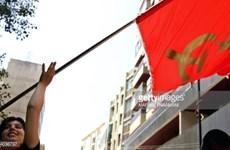 越南出席黎巴嫩共产党建党92周年纪念典礼
