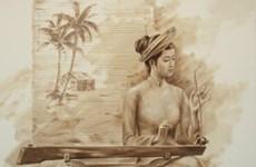 独弦琴——越南的传统乐器