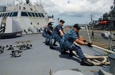 美柬举行2016年度海上联合军演