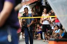 美国暂停向菲律宾警方出售武器