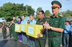 西宁省继续在柬埔寨开展越南志愿军烈士遗骸搜寻归宿工作