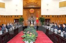 王廷惠副总理希望印度企业加大对越南投资力度