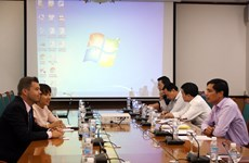 广宁省领导:希望比利时大使馆为比企与本省企业合作提供支持