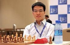 越南棋手黎光廉降至世界第32位
