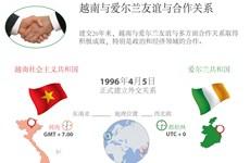 越南与爱尔兰友谊与合作关系
