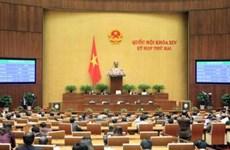 越南第十四届国会第二次会议发表第十九号公报