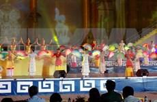 2017年越南庆和省芽庄市海洋节热闹开场